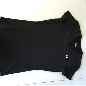 Under Armour black T-shirt Size Small